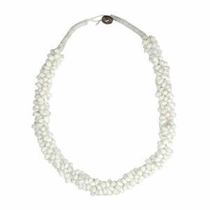 Sanibel Shell Strand White